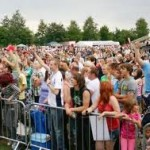 Create Festival, Ashford, 2012