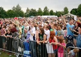 Create Festival, Ashford, 2013